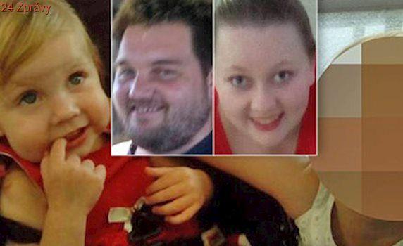 Rodiče »uvařili« dcerku ve vaně. Obvinili je z mučení a vraždy