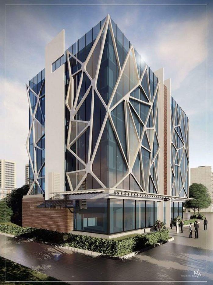 Amazing Modern Building Facade Good Ideas