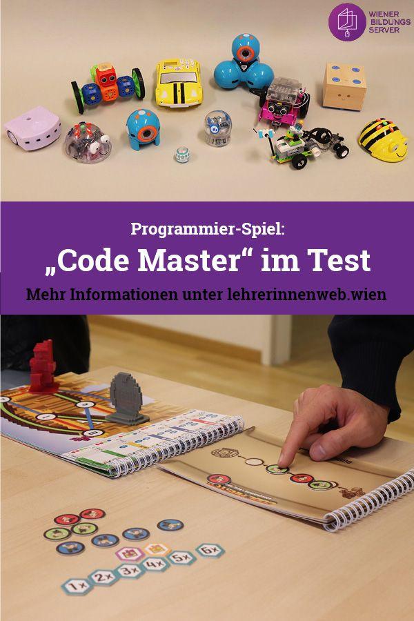 Mit Programmier Spiel Zum Code Master Werden Programmieren Fur
