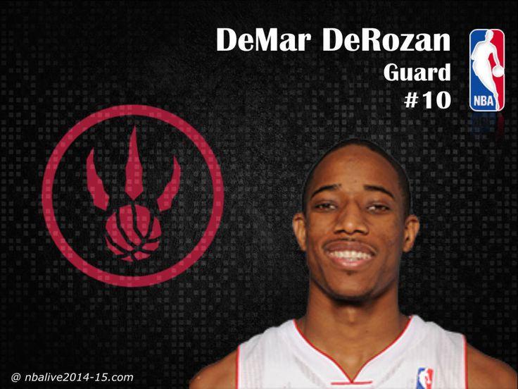 DeMar DeRozan - Toronto Raptors - 2014-15 Player