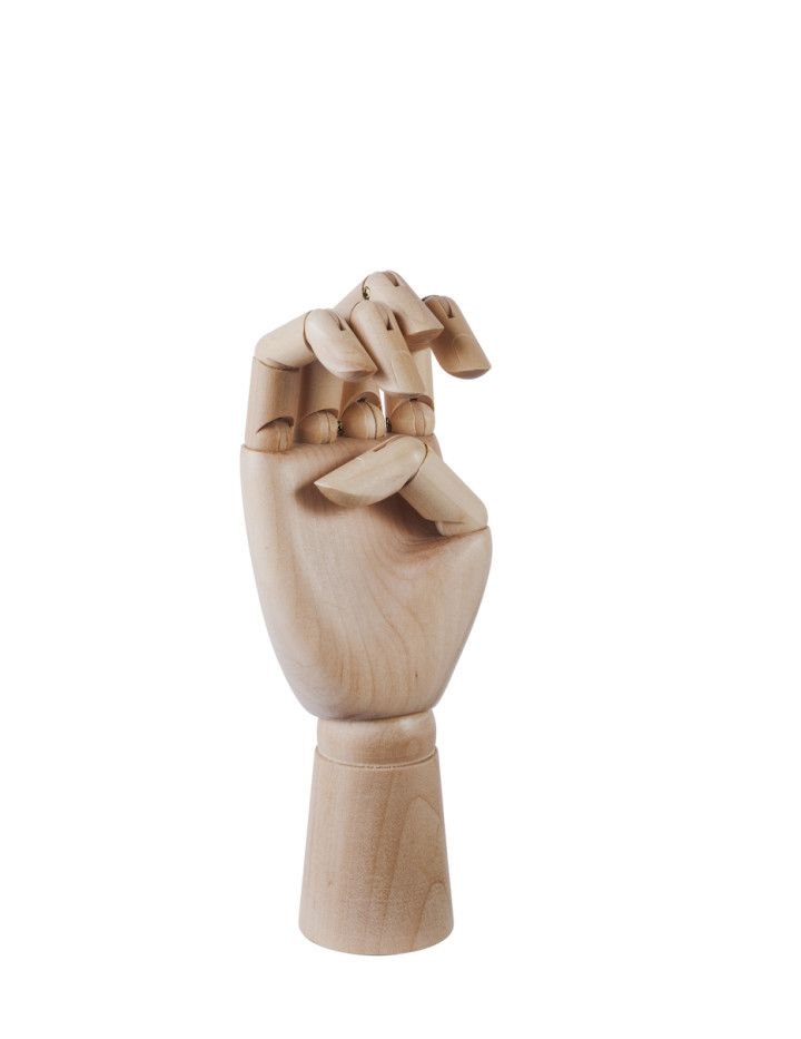 Wooden Hand medium