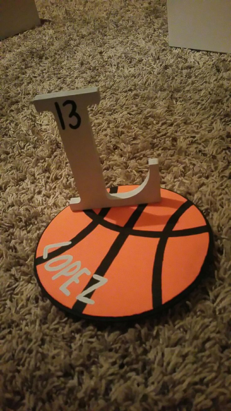 basketball craft ideas 1000 ideas about basketball gifts on 1097