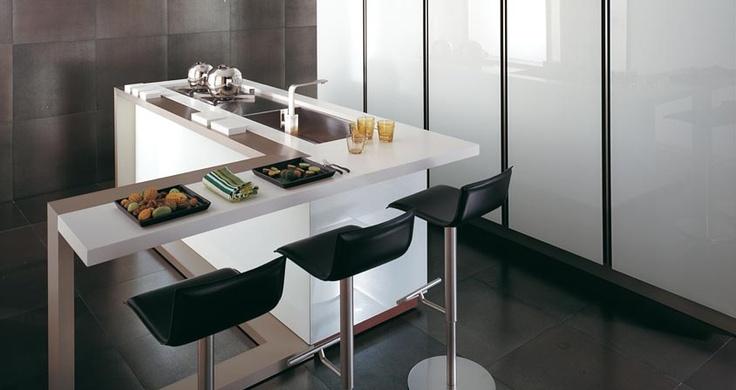 14 mejores im genes de escaleras en pinterest cocinas - Muebles urban chic ...
