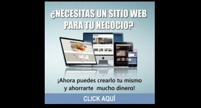 Crea Tu Mismo Tu Sitio Web Fácil y Rápido
