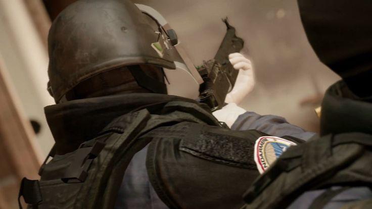 Meet Rainbow Six Siege's French GIGN Unit - http://www.entertainmentbuddha.com/meet-rainbow-six-sieges-french-gign-unit/