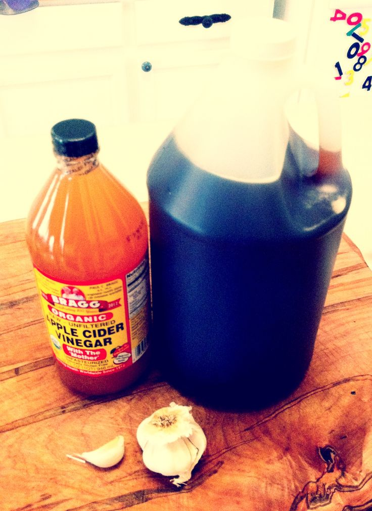 how to drink apple cider vinegar without puking