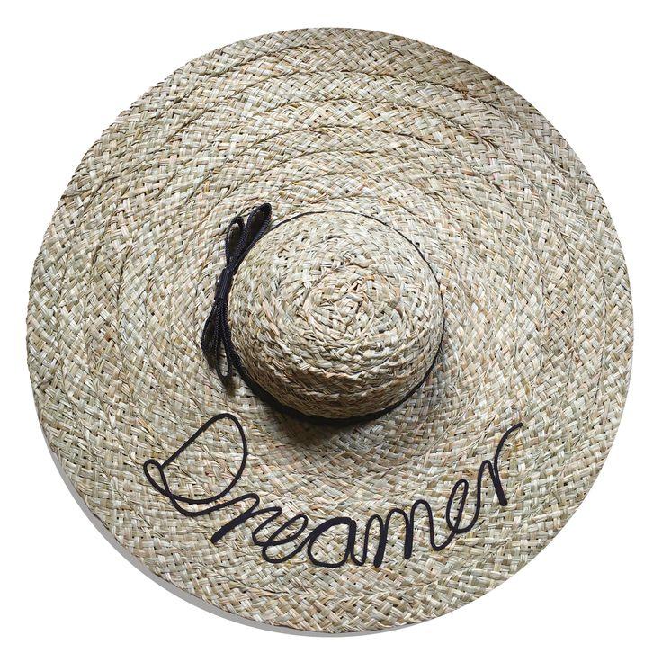"""Accueil :: Femme :: Accessoires :: Chapeaux / Bonnets :: Chapeaux :: Chapeau en Paille """"Dreamer"""""""