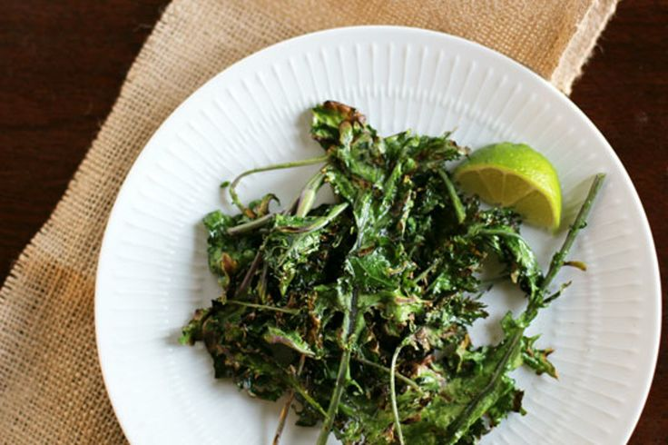 Love Kale Chips? Try Grilled Kale