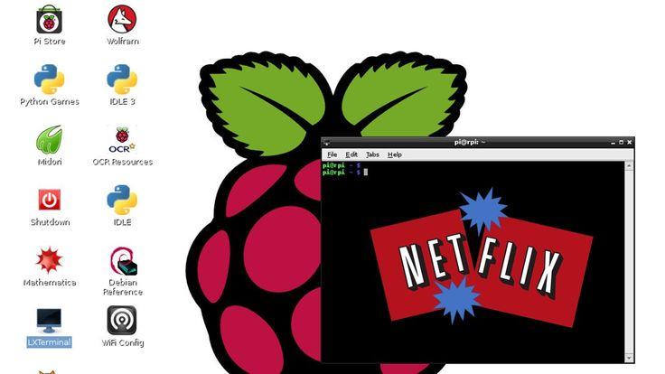 Detailed guide on how to run Netflix on Raspberry Pi using ExaGear Desktop  #raspberrypi