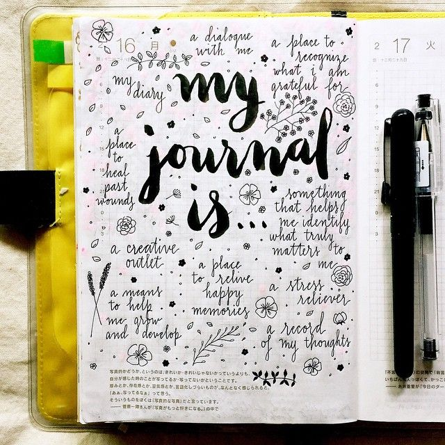 Tagged by the lovely @mygreencow to answer what my journal is for me. It is so many wonderful things, just a few of which I wrote here. I tag @cecicat @umbooba @thecuriousnomad @thedailyroe...