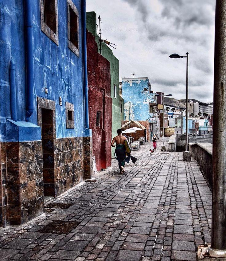 """75 Me gusta, 3 comentarios - Gustavo Rodriguez (@guss.rodriguez) en.    El confitar!? Las Canteras. Las Palmas de Gran Canaria. España.  Instagram: """"Con aroma a Mar#fotomovil_es #iphone5s #rinconesdecanarias #sancristobal #laspalmas #ig_laspalmas…"""""""