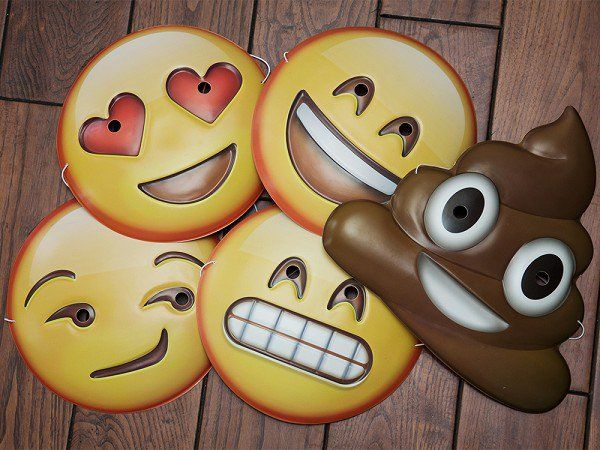 Emoji Masks | Emoticon Masks