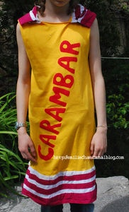 carambar dress up