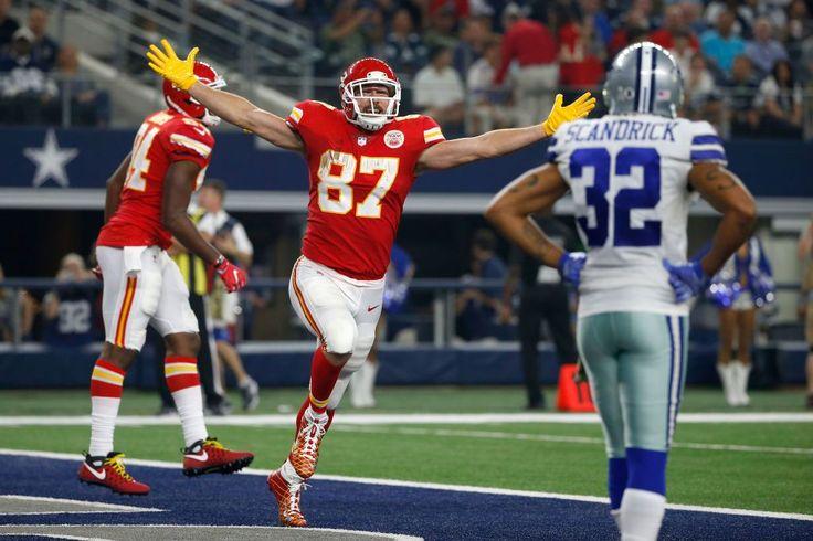 Power Rankings: NFL touchdown celebrations at midseason