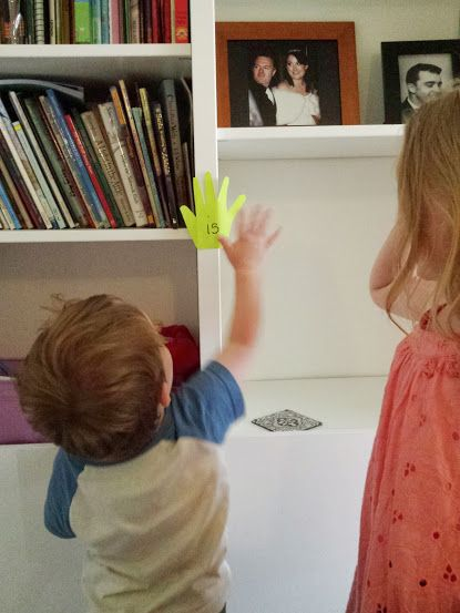 High Five Sight Words activity - make learning to read fun!