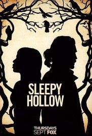Sleepy Hollow: Disappointed (like everyone else) in Season 3 ending; waiting to see what they're going to do with Season 4.