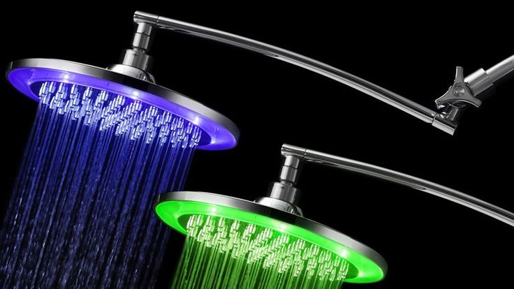 10 Best Color Changing Shower Head Reviews for Bathroom