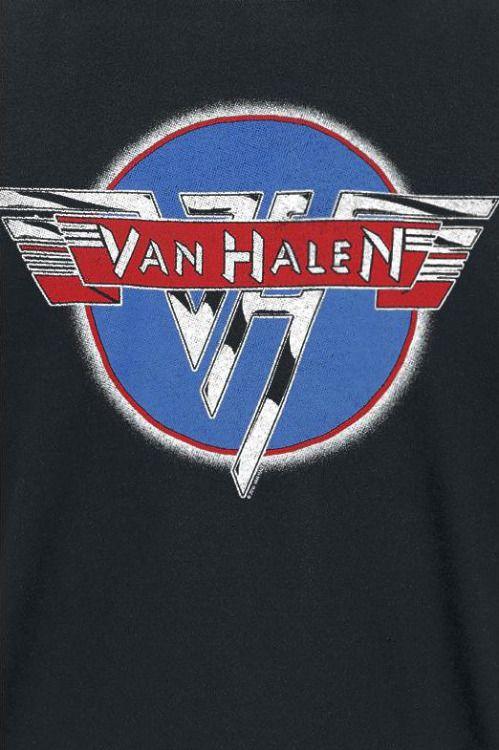 Van Halen 1979 shirt