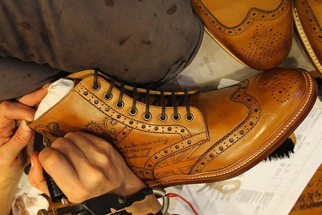 http://www.trendhunter.com/trends/tattoo-shoes - awesome tattoo shoes