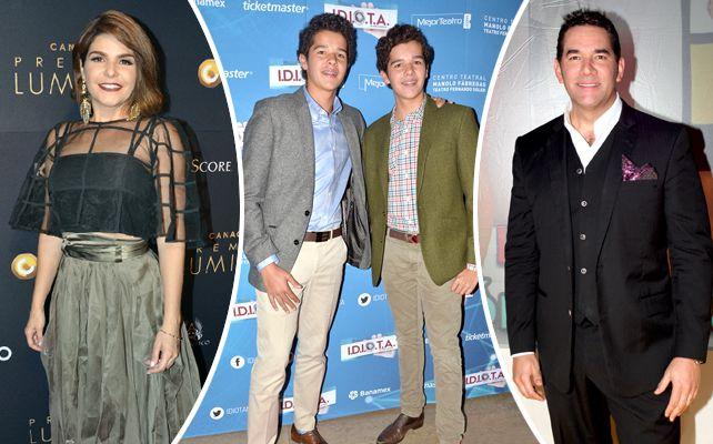 Hijos Itati Cantoral y Eduardo Santamarina quieren ser artistas | PeopleenEspanol.com