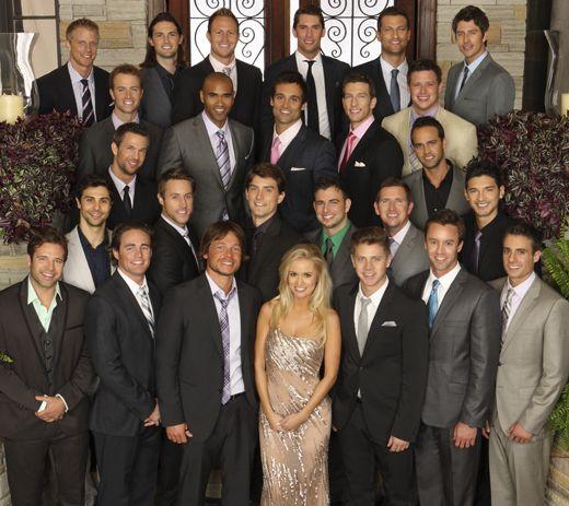The Bachelorette Bachelors