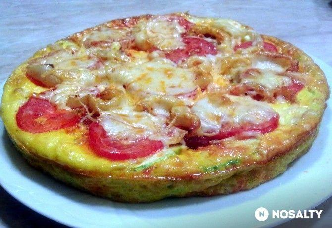 Cukkinis omlett Judit konyhájából