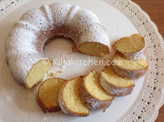 Ricetta Pancake Kikakitchen.Ciambellone Classico Bimby Sofficissimo Kikakitchen Ricette Dolci Bimby Ciambellone