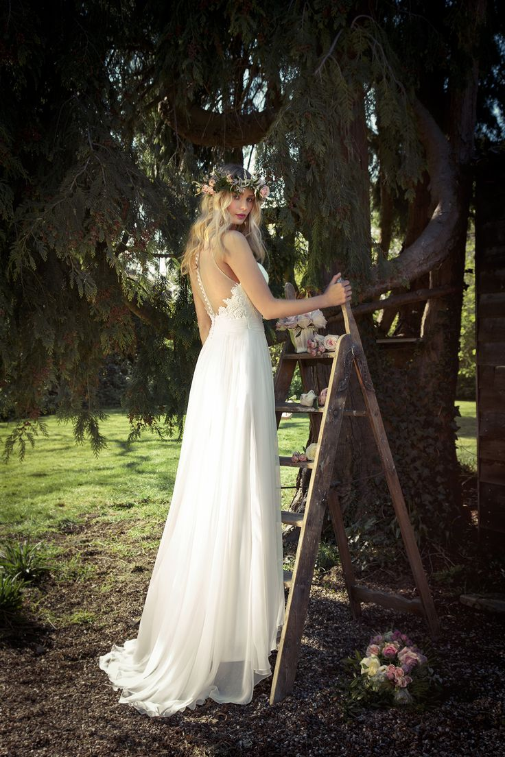 Charlotte Balbier Wedding Dresses The Willa Rose Collection Images From Sarah Jones Photography