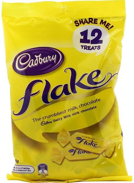 Cadbury Flake Share Pack 168g - MNB Variety Imports