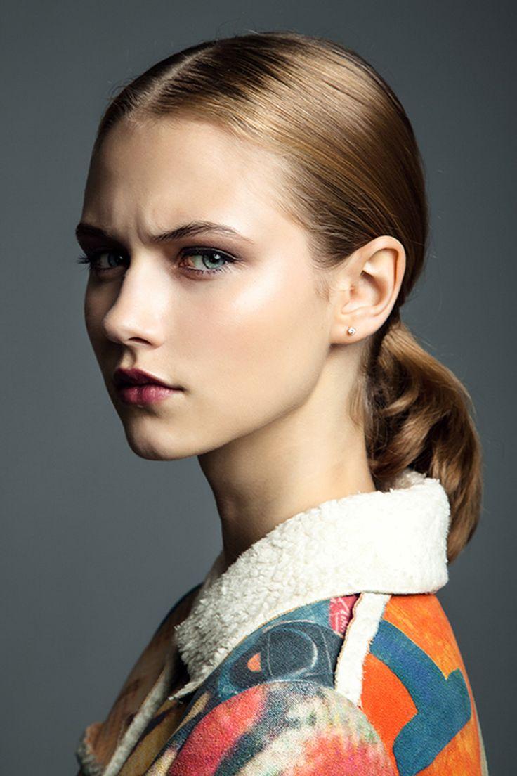 "beautyfetishist: "" alfadolls: "" Anna Sviridova "" http://trendmodels.es/anna/ """