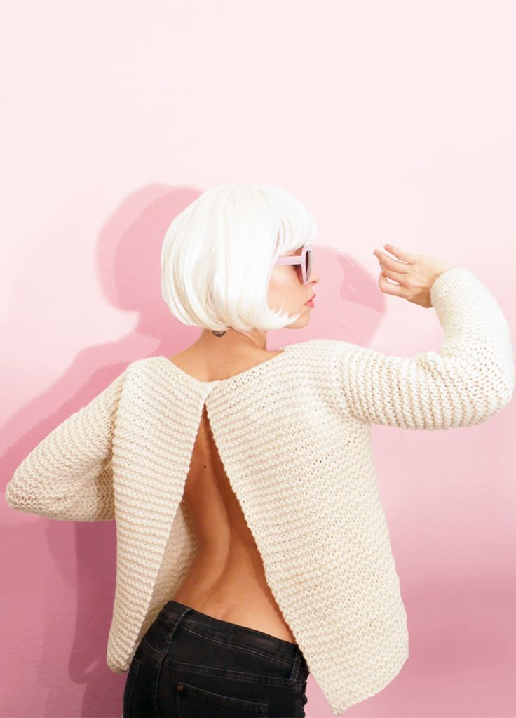 Whipped Sweater