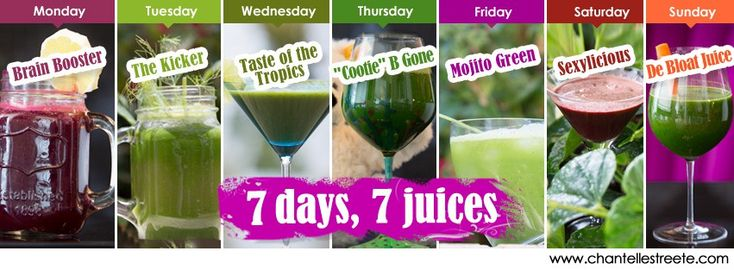 A better-health Challenge!  Create a Facebook Cover for 7 days, 7 Juices! by tavor