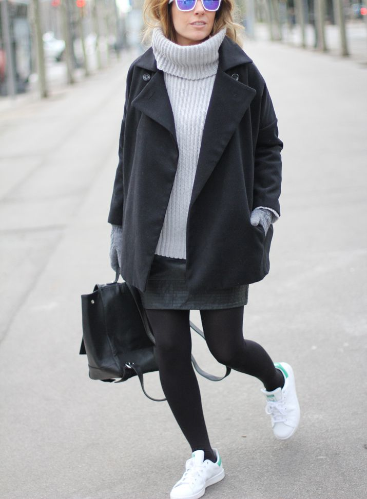 mesvoyagesaparis / 18 febrero, 2015STAN SMITH ADIDAS | OUTFIT