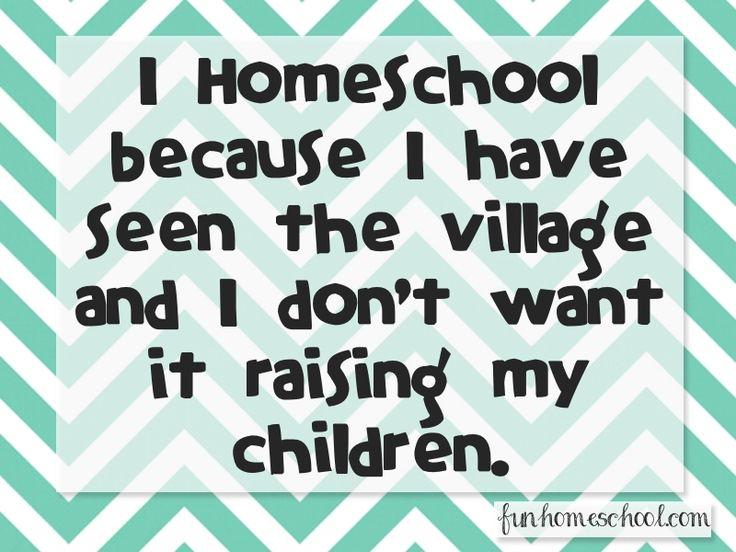 Homeschool Quote