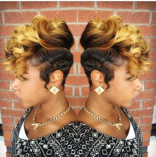 Excellent 1000 Ideas About Black Women Short Hairstyles On Pinterest Short Hairstyles Gunalazisus