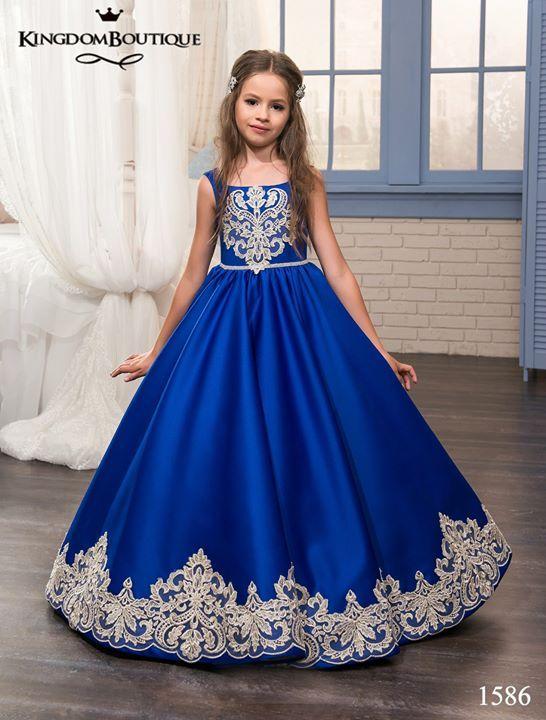 7de3f270af8 Flower girl dress 16-1586 - kingdom.boutique