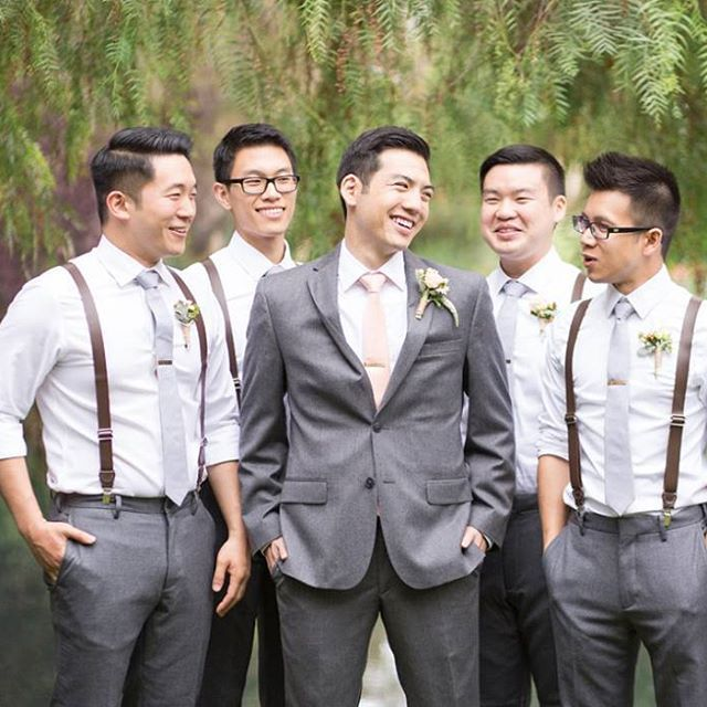 We are man crushing on these guys in suspenders... #mancrushmonday #mcm #wedgewoodattheorchard #love #weddings #wedgewood #weddingoasis #wedgewoodwedding #theysaidido #menifeewedding #inlandempireweddings #ido#beautifulwedding #letsgetmarried #letsgo #perfectfit #tietheknot
