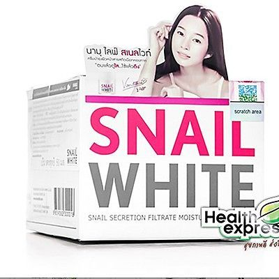 NAMU-SNAIL WHITE FACE CREAM 50 GRAMS REGENERATE RECOVERY RENEW REPAIRING