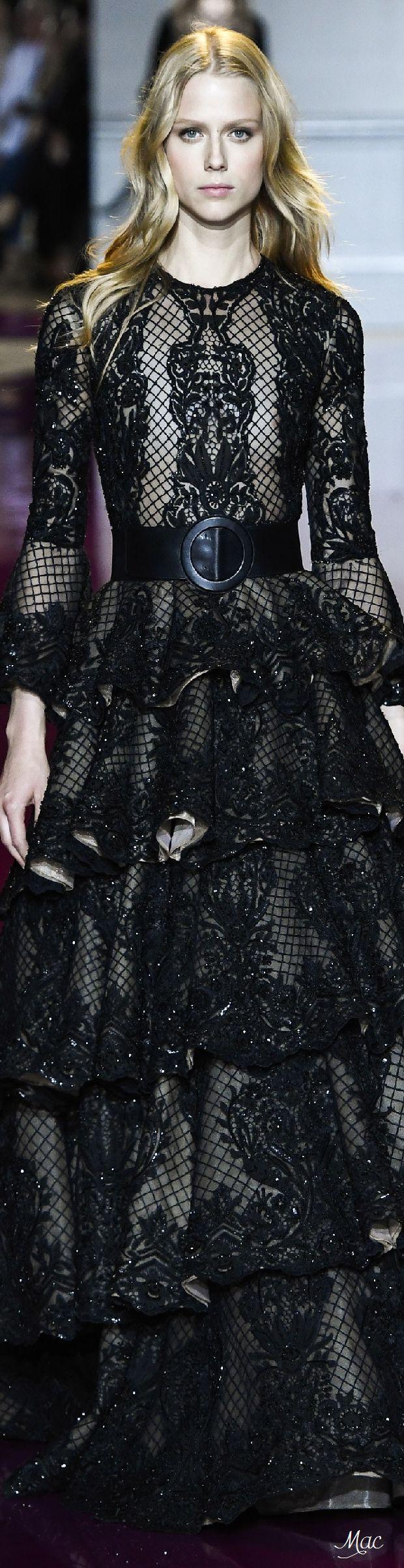 手机壳定制black friday shox sales Fall   Haute Couture  Zuhair Murad