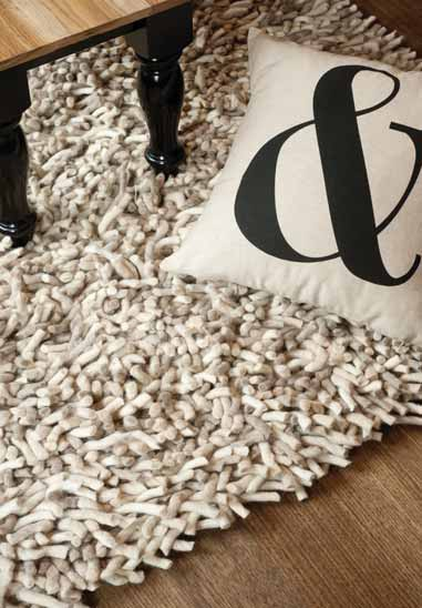 Yukon Natural Taupe Floor Rug By Mulberi Harvey Norman