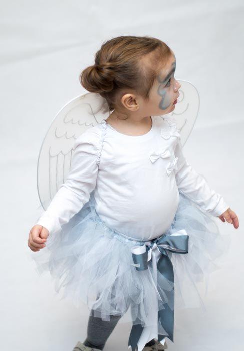 Disfraz de navidad de angelito