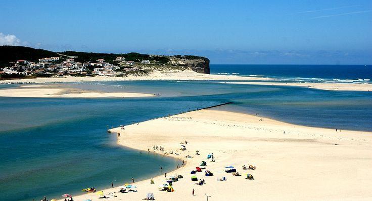 Praia da Foz do Arelho - Portugal