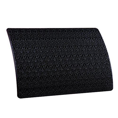 """Extra Thick Sticky Anti-Slip Gel Pad, Mini-Factory PREMIUM Universal Non-Slip Dashboard Mat for Cell Phones, Sunglasses, Keys, Coins and more - Black (Large Size: 7.8"""" X 5.5"""" ) #Extra #Thick #Sticky #Anti #Slip #Pad, #Mini #Factory #PREMIUM #Universal #Dashboard #Cell #Phones, #Sunglasses, #Keys, #Coins #more #Black #(Large #Size:"""