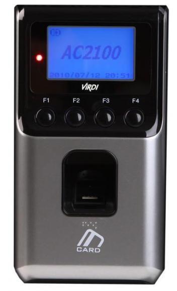 Là một sản phẩm thuộc phân khúc thấp của hãng Virdi, rất phù hợp với những doanh nghiệp có quy mô nhỏ dưới 100 người. Vừa muốn tích hợp giữa việc kiểm soát ra vào lẫn chấm công sử dụng bằng vân tay và thẻ. Sự kết hợp tinh tế 2 in 1 đã đem...