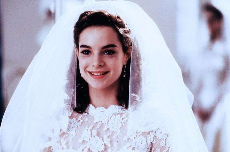 Father of the Bride (1991) Kimberly Williams #90smovies #fatherofthebride