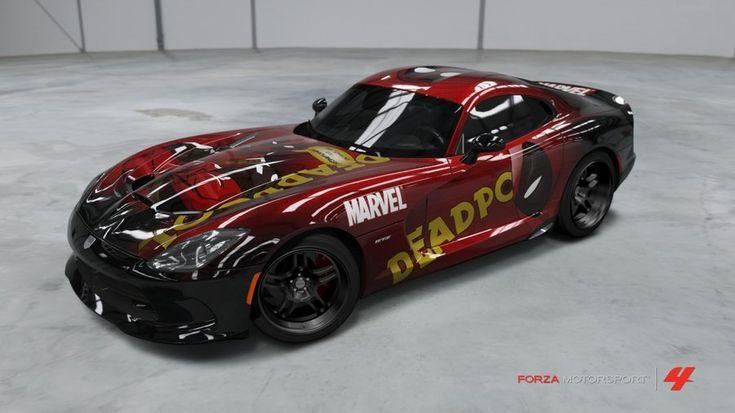 DeadPool Car Viper – automotive99.com