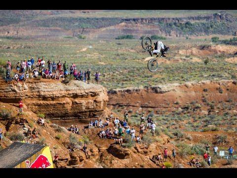 Viral Videos - Biggest Attempted Front Flip in Mountain Bike History (Virgin, Utah) - KUTV - 2 News Utah