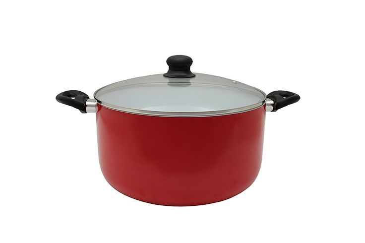 Concord 10 Quart Nonstick Ceramic Dutch Oven Cookware (Induction Compatible) (Largest Size) ** Be sure to check out this awesome product.