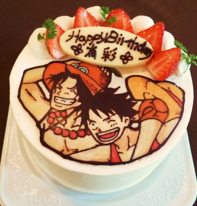 17 Best ideas about Anime Cake on Pinterest  Team rwby, RWBY and ...