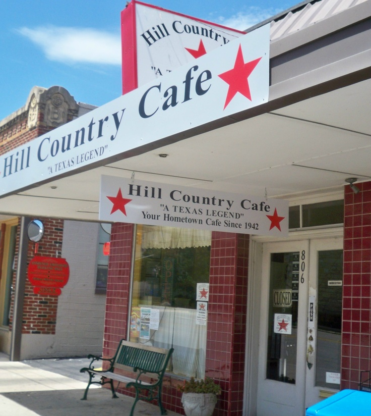 Hill Country Cafe Kerrville Tx
